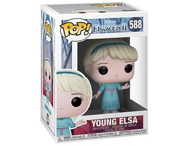 Figurka FUNKO POP! Disney - Frozen 2 Young Elsa