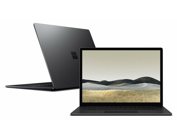 Laptop MICROSOFT Surface Laptop 3 15 Ryzen5-3580U/8GB/256GB SSD/INT/Win10H Czarny Metaliczny