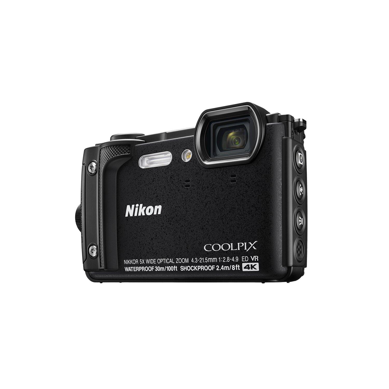 4e7dca3202789 Aparat NIKON Coolpix W300 Czarny zestaw Holiday, Aparaty kompaktowe ...