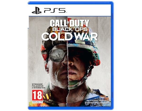 Gra PS5 Call of Duty: Black Ops Cold War