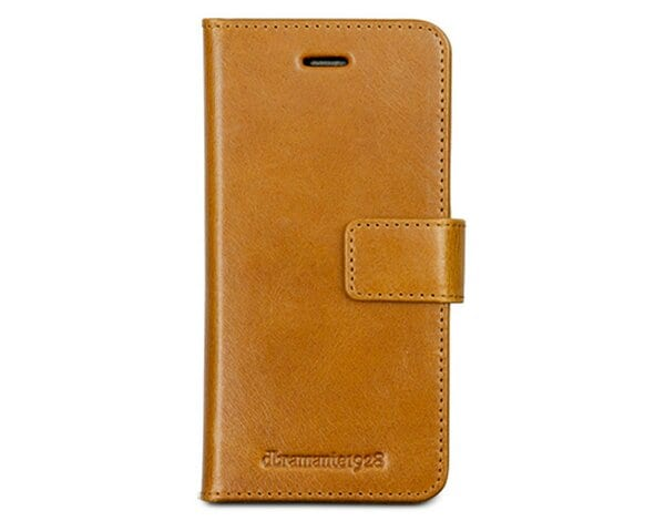 Etui DBRAMANTE1928 Copenhagen 2 do iPhone 7 Golden Tan