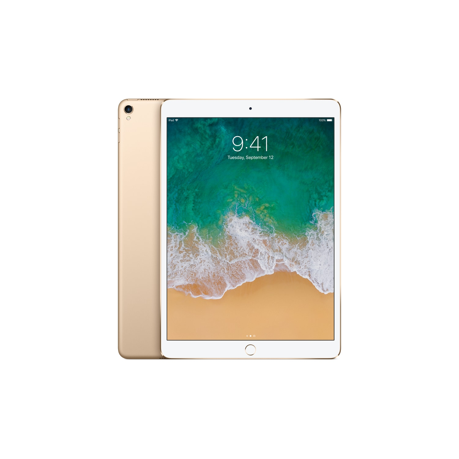 Tablet APPLE iPad Pro 10.5 Wi-Fi 256GB Złoty MPF12FD/A