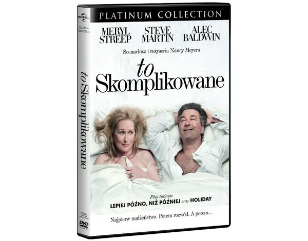 To skomplikowane (DVD) Platinum Collection
