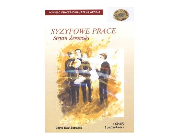 Syzyfowe prace. Książka audio CD MP3