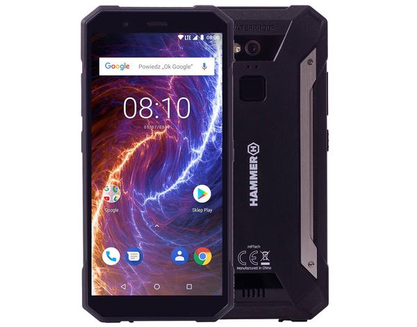 Smartfon MYPHONE HAMMER Energy 18x9 Czarny 57ea63322b2