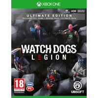 Gra Xbox One Watch Dogs Legion Ultimate Edition