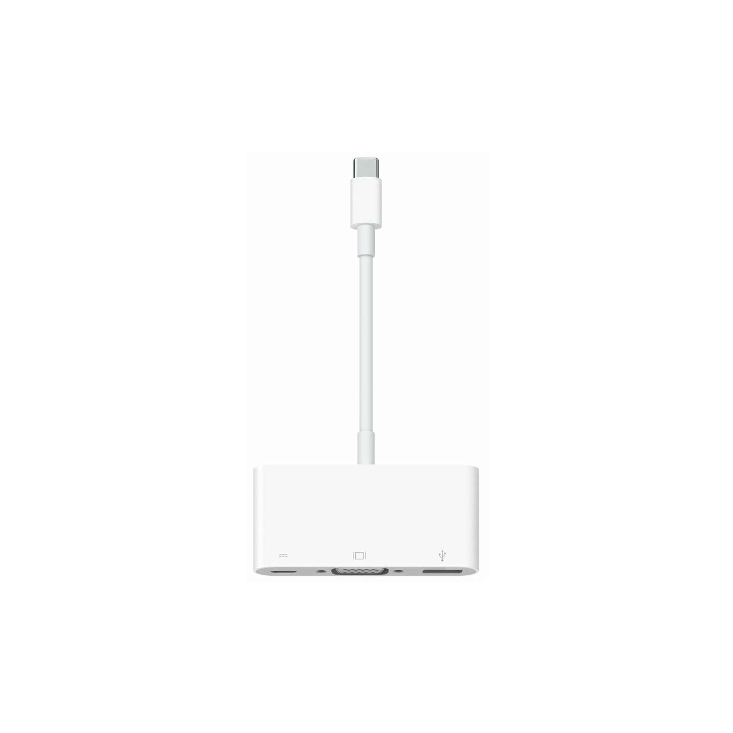 Adapter APPLE USB-C - VGA/USB 3.1/USB-C MJ1L2ZM/A